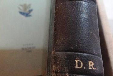 Donaron la biblioteca de Deodoro Roca a la FFyH