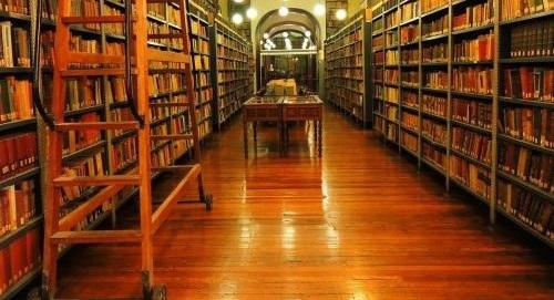Muestras Bibliográficas en la Biblioteca Mayor