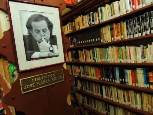 Biblioteca José Aricó
